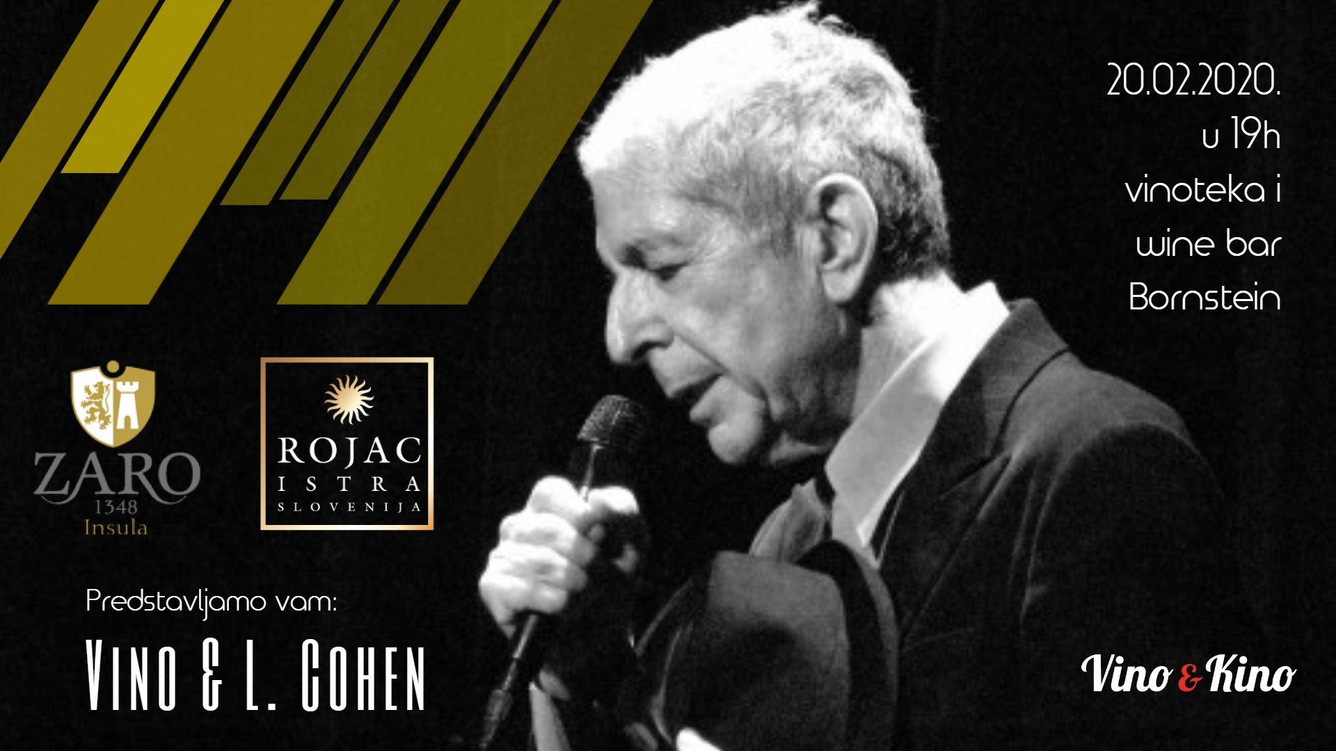 Leonard Cohen dinner