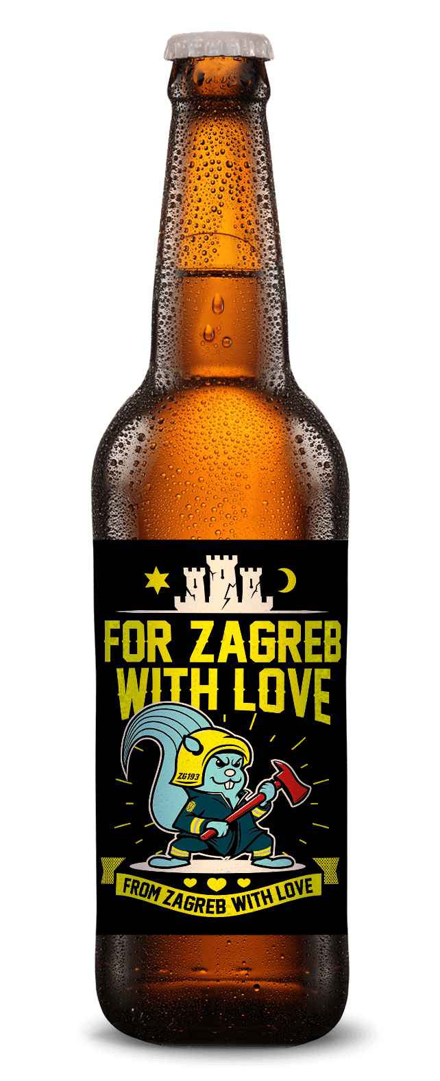 For Zagreb with love